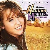 Various Artists : Hannah Montana - The Movie CD (2009) Miley Cyrus, Taylor Swift