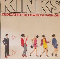 """🛑THE KINKS  7""""EP ⚠️MINT⚠️ Autumn Almanac/ Sunny afternoon/Dedicated Follower-UK"""