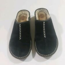 Ugg Slip On Sherpa Lined Clogs Womens Size 7 38