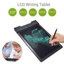 5 inch Electronic Digital LCD Writing Pad eWriter Boards Stylus W/Pen Sketchpad