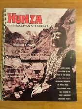 Hunza The Himalayan Shangri-La 1962 Signed By Author Taylor
