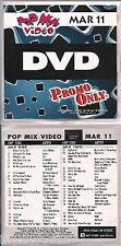 Promo only video pop mix March 2011 CARLY SIMON Adele WHITNEY HOUSTON journey