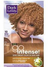 Dark and Lovely Go Intense! Hair Color No.10, Golden Blonde, 1 ea