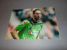 Tom Starke  Bayern München signiert signed Autogramm 20x28 Foto in person