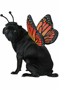 California Costume MONARCH BUTTERFLY DOG Animals Nature Pet costume PET20164