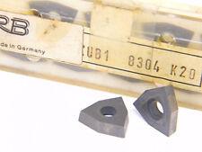 5 Komet W04 50180.0460 P2-L-BK 04 Carbide Inserts