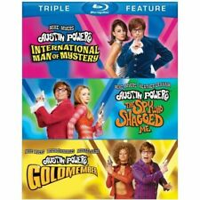 Austin Powers Triple Feature [International Man of Mystery / The Spy Who Shagged