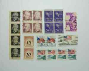 USA old used stamps BN179