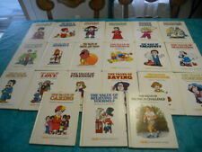 New listing Set of 21 Value Tales by Ann Donegan Johnson (1970's & 80's 1st Edition)