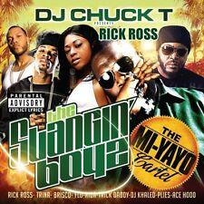 DJ Chuck T, Ricky Ross, Rick Ross - Mi-Yayo Cartel 1 [New CD]