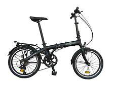 """Ecosmo 20 """" Roue Léger Alliage Pliable Vélo Bicyclette 7 Sp, 12kg - 20AF06BL"""
