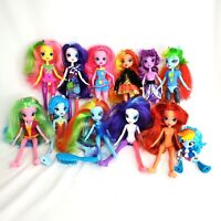 Lot of 12 My Little Pony Dolls Equestria Girls