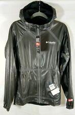 Columbia Men's Titanium OutDry Extreme Ex Reversible Hoodie Jacket Small Blk NWT