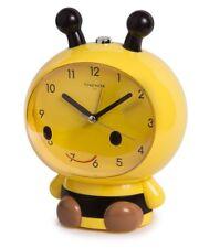Reloj Despertador Infantil Abeja Maya Silencioso Alarma Luz - Envío GRATIS 24H