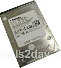 "TOSHIBA 1TB MQ01ABD100V 5400RPM SATA  2.5"" Drive 9MM Laptop PS4"