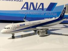 AVIATIONMODELSHOP JC Wings 1:400 ANA All Nippon Airways Airbus A321 S JA111A