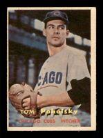1957 Topps Set Break # 235 Tom Poholsky VG-EX *OBGcards*