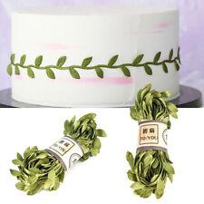 Artificial Fake Leaf Eucalyptus Wedding Simulation Green Plant HomeDecor 10m ~