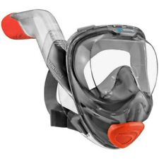 New listing Wildhorn Outfitters Seaview 180° V2 Full Face Snorkel Mask, Medium - Sunset