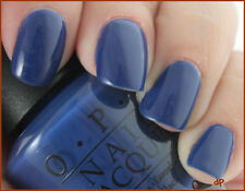 NEW! OPI Nail Polish Lacquer in DATING A ROYAL ~ BLUE