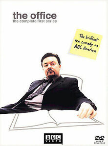 DVD Season 1 - The OFFICE Complete First Series
