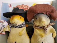 Dueling Banjo Hamsters Chuck & Buck Gemmy 2003