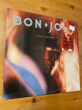 """BON JOVI """"7800° Fahrenheit"""" Vinyl LP - 1985 Mercury 422-824 509-1 M-1, 22 - VG"""