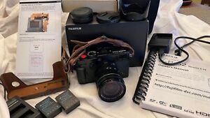 Fujifilm X-Pro2 Mirrorless Camera 24.3MP Black w/ Fujinon 18-55 starting at $1