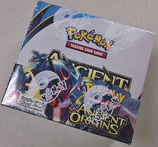 POKEMON XY ANCIENT ORIGINS BOOSTER BOX SEALED FREE SAME DAY PRIORITY SHIPPING