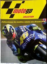 Brochure Moto GP Altaya Modèle réduit sur 16 pages