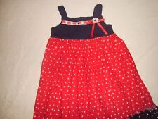 ~VINTAGE~ HAND MADE WITH LOVE DRESS...SIZE 4...3.99