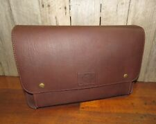 MADE IN AUSTRALIA - Leather briefcase-Document case-Laptop bag Quality