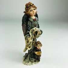 Vintage Boyds Bears & Friends Folkstone Collection Angel Figurine 11E/2902 2821