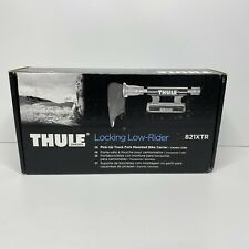 Thule 821XTR Locking Low-Rider | Pick-Up Truck Fork Mounted Bike Carrier