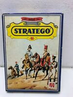 Stratego Mini von Jumbo alte Ausgabe Strategiespiel Taktik Klassiker Brett