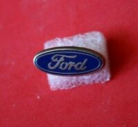 Pin's lapel pin pins Car Voiture Marque Logo FORD ZAMAC Signé COURTOIS