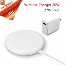 Original Xiaomi Mi 9 Mix 3 2S 20W Cargador Inalámbrico 27W US Power/Cargador De Pared