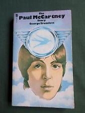 PAUL MCCARTNEY - THE STORY - BY GEORGE TREMLETT- p/b book