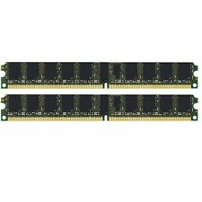 NOT FOR PC/MAC! 4GB 2x2GB Memory RAM ECC REG for Dell Precision Workstation 670