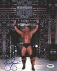 Lex Luger Signed WWE 8x10 Photo PSA/DNA COA Picture Autograph WCW Monday Nitro