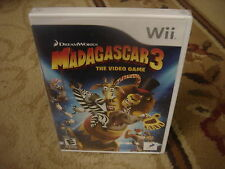 Madagascar 3: The Video Game  (Nintendo Wii, 2012)