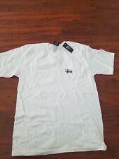 Stussy Basic Stussy Tee Shirt White Size M