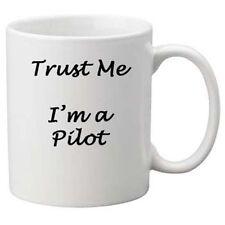 Qualità fidatevi sono un pilota. grande novità 11oz Tazza