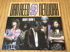 """Dan Reed Network-Bébé maintenant je 7"""" vinyle PS"""
