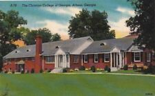 Postcard The Christian College of Georgia Athens GA Georgia