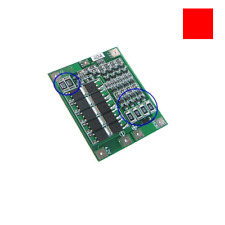 4S 14.8V16.8V 40A Li-ion Lithium Battery 3.7V 18650 Charger BMS Protection Board