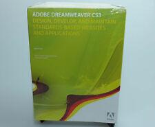Adobe DREAMWEAVER Creative Suite (CS) 3 (Three), for MAC OS X, Boxed, RETAIL
