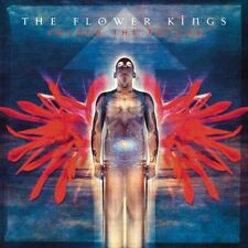 THE FLOWER KINGS - UNFOLD THE FUTURE (RE-ISSUE 2017)  4 VINYL LP+CD NEW+
