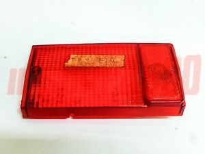 Plastic Red Tail Light Left Fiat 124 Sport Spider 1.6 Towing