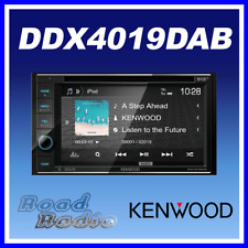 "Kenwood DDX4019DAB Double Din 6.2"" With Bluetooth DAB Radio DVD CD MP3"